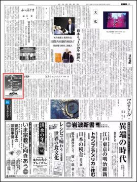日本経済新聞マグナイメージ広告